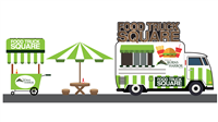 Food Truck Square logo