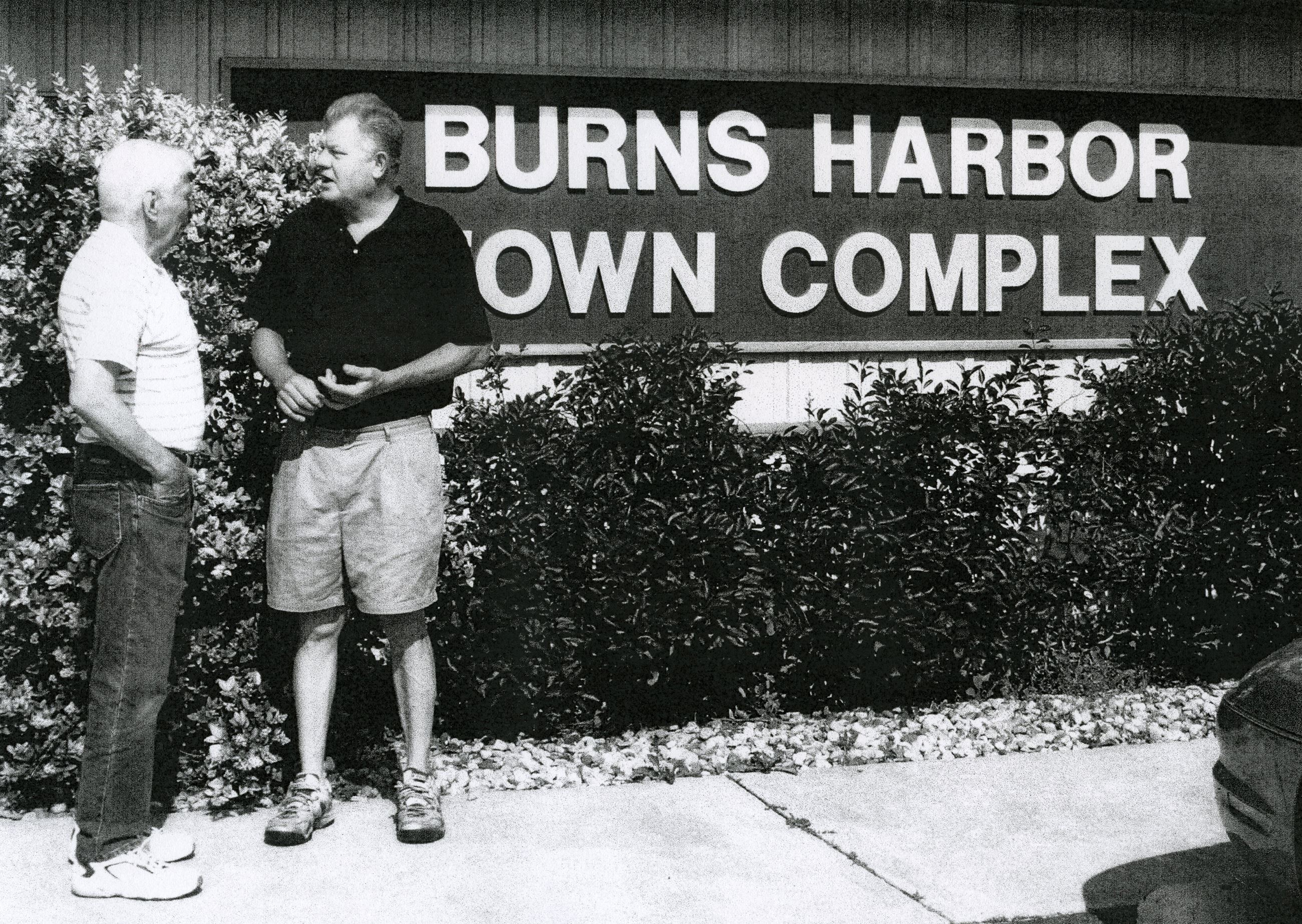 Burns Harbor Town Complex