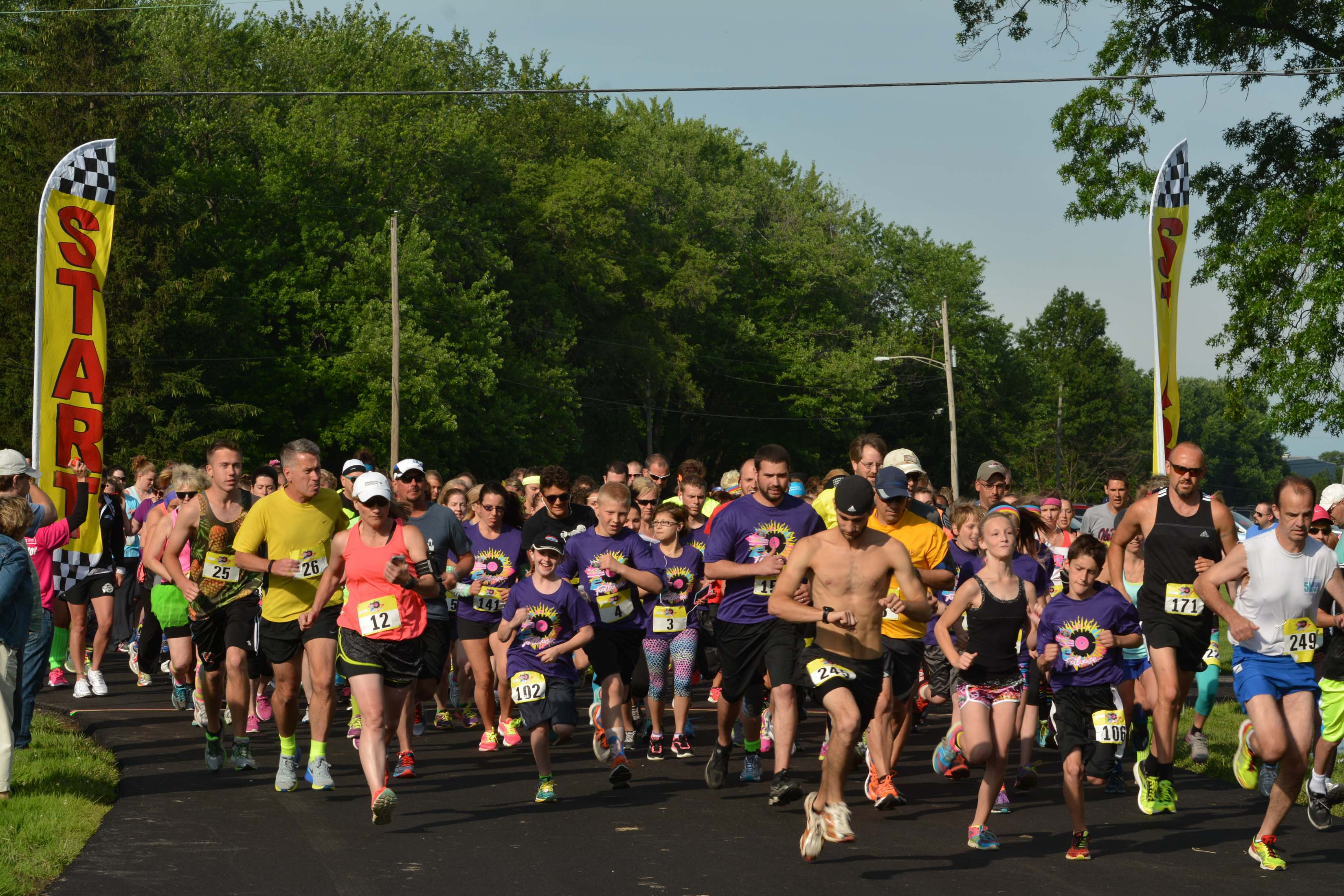 Be at the 2016 Footloose 5K June 25!